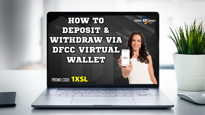How to Deposit & Withdraw via DFCC Virtual Wallet